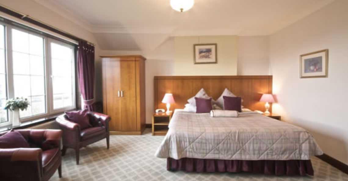 Highgrove House Hotel  Troon  Ginger Beer Golf Travel