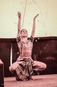 Mohini dancing her heart out