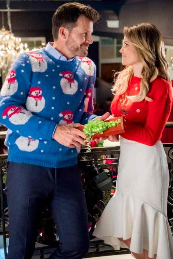 Hallmark Channel39s quotSwitched for Christmasquot Is Premiering