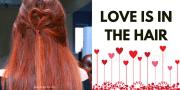 love in hair ginger fox