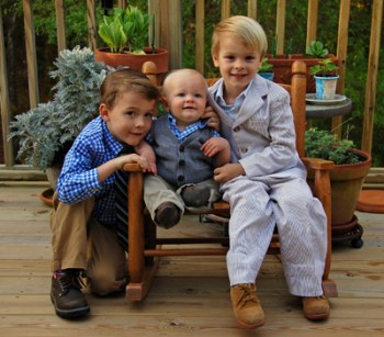 A Letter to My Children: Wisdom in Parenting
