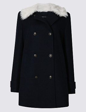 Marks-and-Spencer-Wool-Blend-Peacoat