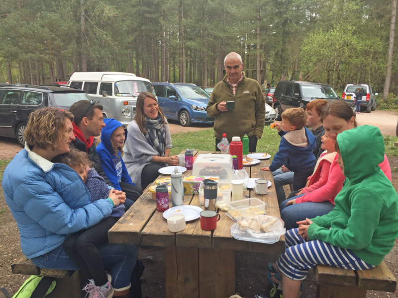 picnic moors valley