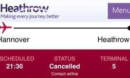 British Airways makes life difficult