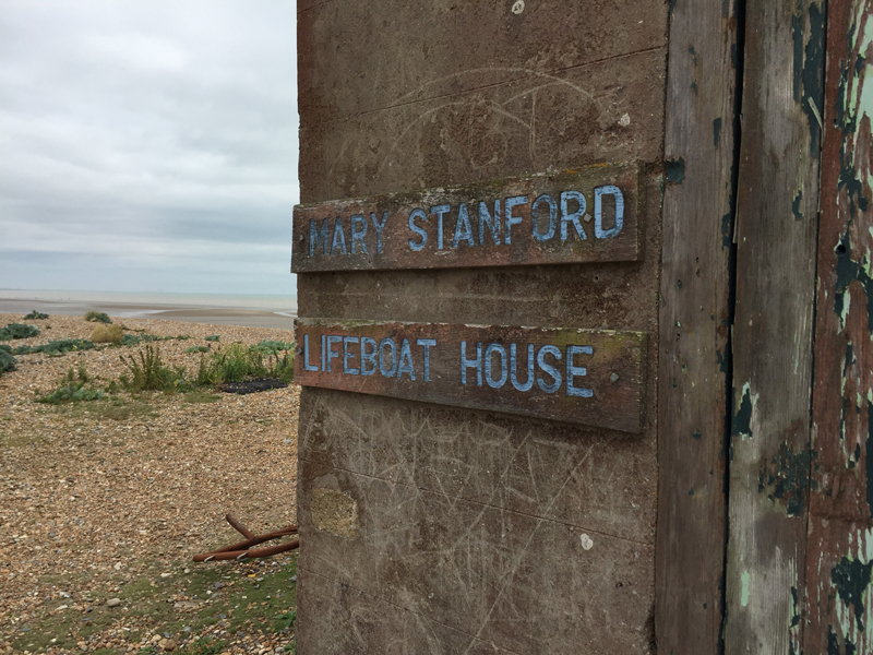 mary stanford lifeboat station
