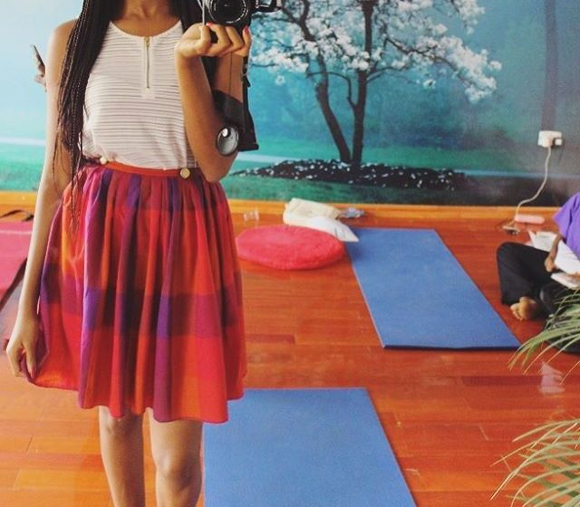 O lifestyle yoga studio in abuja
