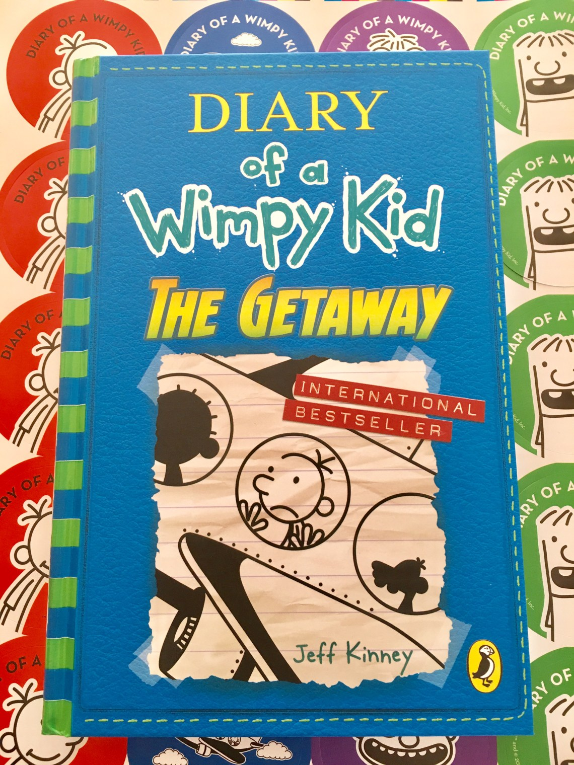 Diary Of A Wimpy Kid - interview With Jeff Kinney