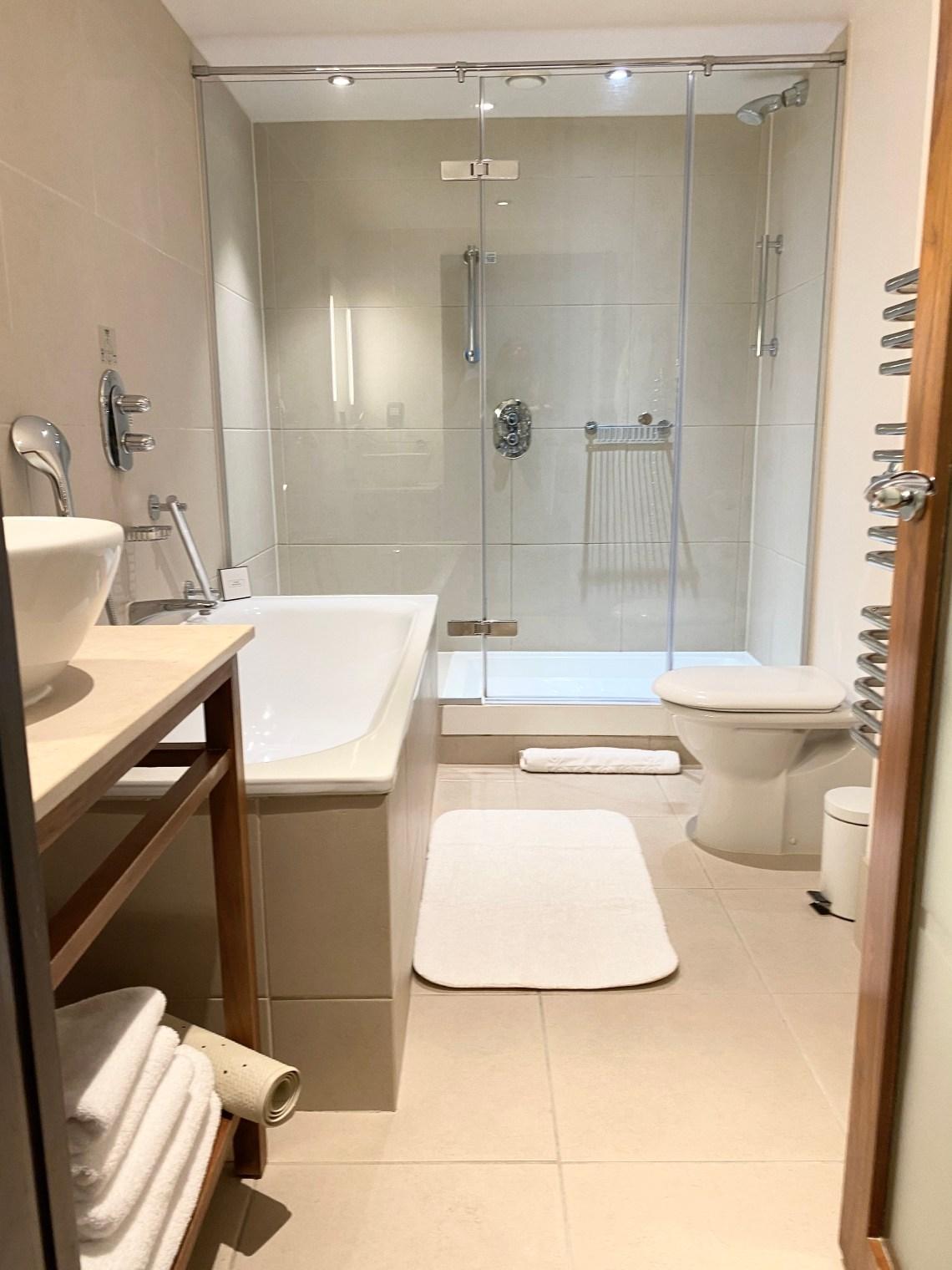 Bathroom The Cavendish London