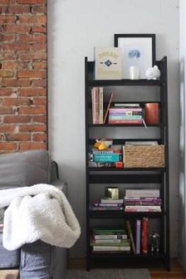 SOLD: 2 Pier1 Folding bookshelves $75