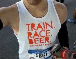 BMO Vancouver Marathon start