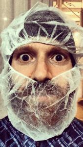 Chocolate Factory Beard