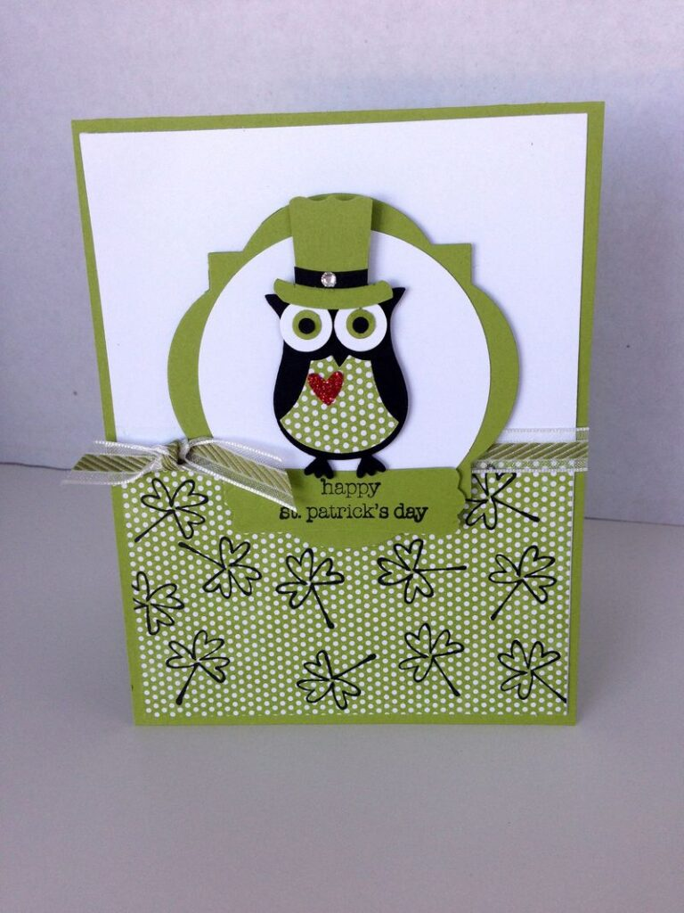 St. Patrick's Day Meets the Owl Punch