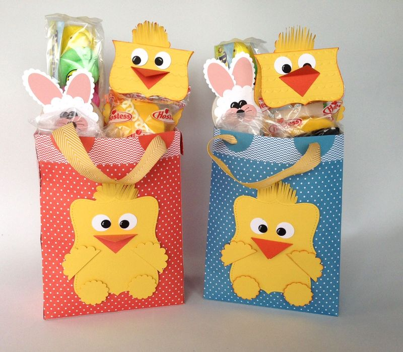 A Ginger Snap! Easter Bags & Free Shipping!