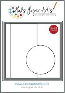 A Ginger Snap! PPA 249 Sketch Challenge!