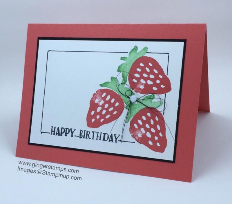 Strawberry left