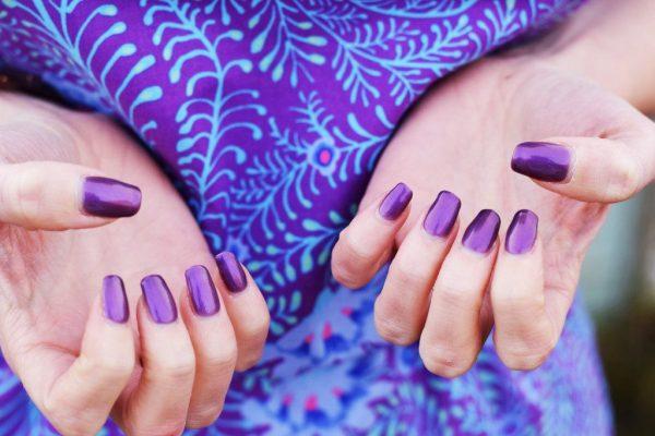 Matching nails!