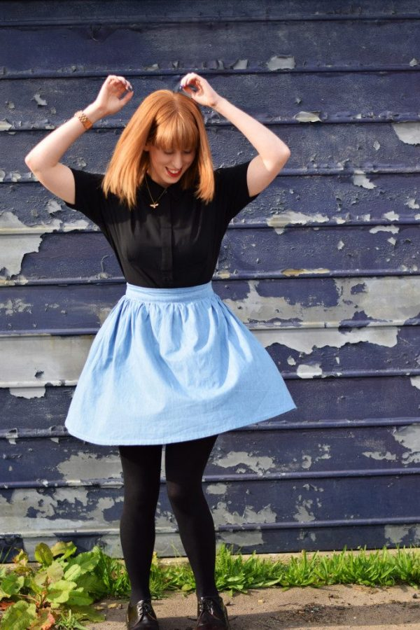 Brumby skirt 5