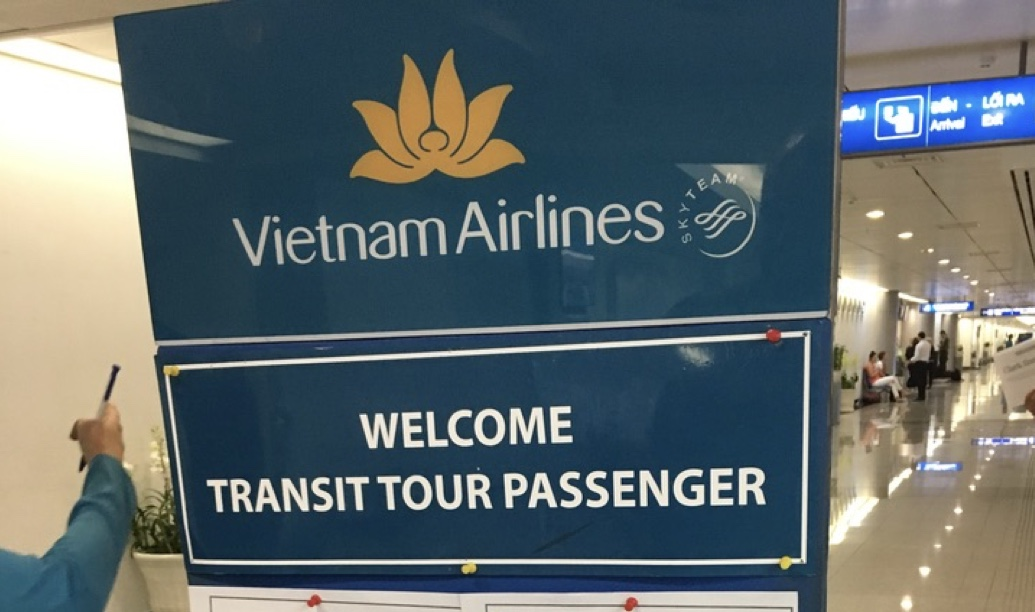 Gold Coast to London with Vietnam Airlines. Part 2.