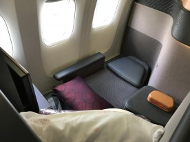 Rear facing seat 1A