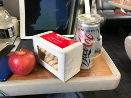 Virgin Trains East Coast weekend snacks