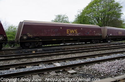 A broken HTA 310042 at Earles Sidings on the 10th of May 2012