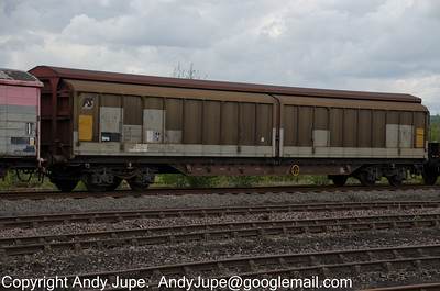 IMA (Habfis) 31 83 2795 047-9 sits in Toton Yard on the 08th May 2012