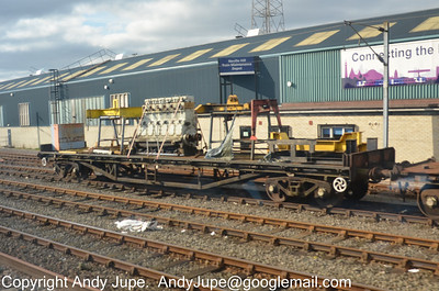 Internal User 041902 at Neville Hill Depot on the 19th March 2012