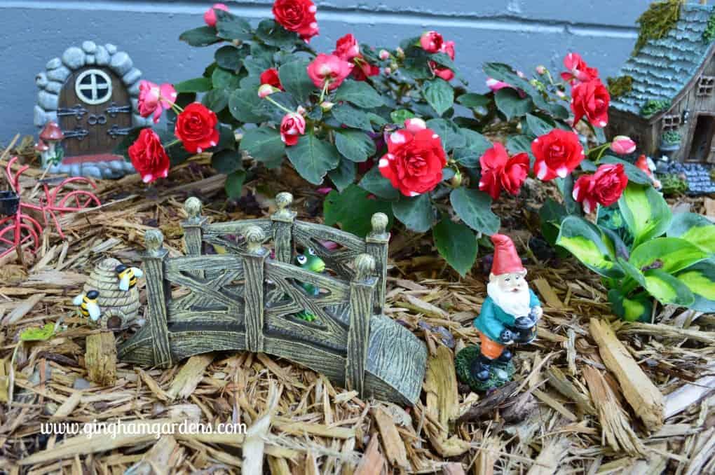 Miniature Gnome Garden Village