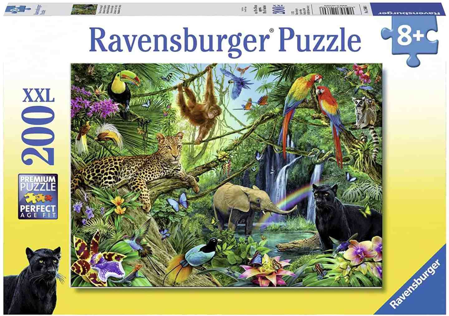 200 piece jigsaw puzzle by Ravensburger