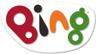 Children's TV show Bing logo