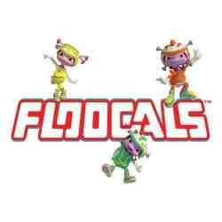Toddler TV Show Floogals logo
