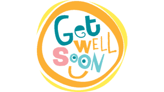 Toddler TV Show Get Well Soon logo
