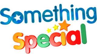 Children's TV programme Something Special logo