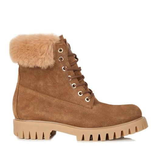 24f5114821a GRUMMAN 97161 ΤΑΜΠΑ. Γυναικεία παπούτσια, Μποτάκια