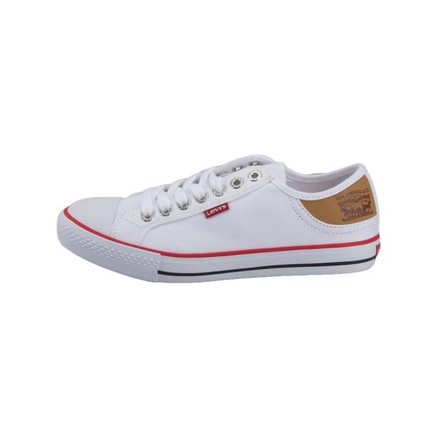 3637cd0403e LEVI΄S 222984-733-51 K191990 BRILLIANT WHITE. Sneakers, Γυναικεία παπούτσια