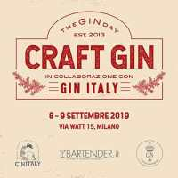 Craft Gin al theGINday 2019 a Milano