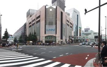 Kaufhäuser in Shinjuku