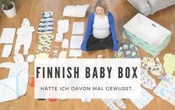 Finnish Baby Box – Startset für Babys