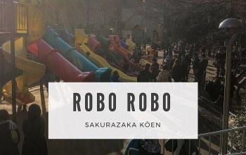 Roborobo En aka Sakurazaka Kōen in Roppongi