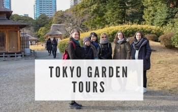Tokyo Garden Tours