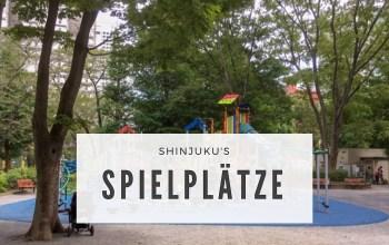 Shinjuku – Kinderspielplätze