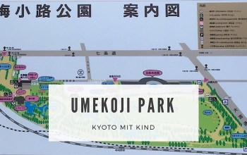 Der Umekoji Park (Kyoto): Spielplatz, Suzaku no niwa (und Eisenbahnmuseum)