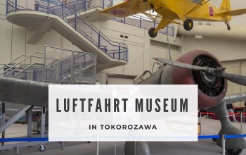 Das Tokorozawa Aviation Museum