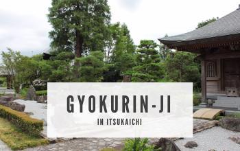 Itsukaichi und der Gyokurin-ji