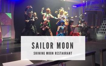 Shining Moon Tokyo – Das Sailor Moon Show Restaurant