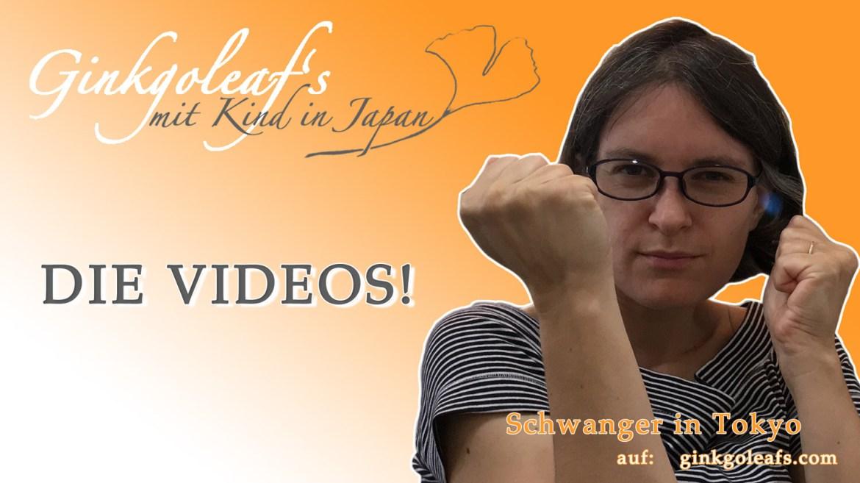 Schwanger in Japan die Videos
