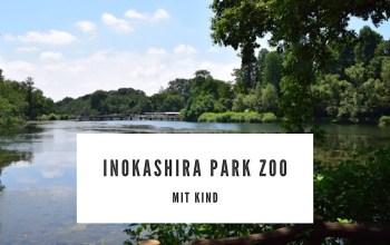 Inokashira Park Zoo in Kichijōji