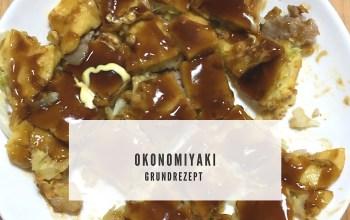 Okonomiyaki Grundrezept