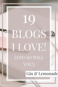 19 blogs I love and so will you