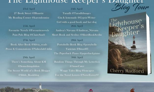 Book Tour:  The Lighthouse Keeper's Daughter